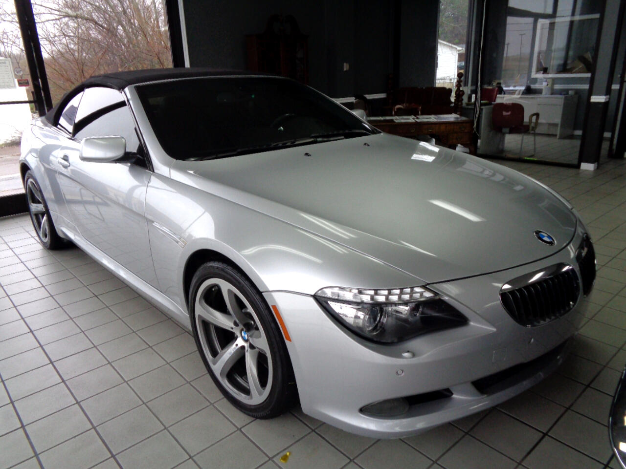 2008 BMW 6 Series 2dr Conv 650i