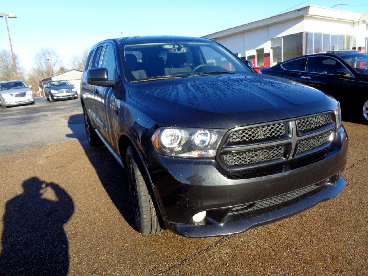 2013 Dodge Durango 2WD 4dr SXT