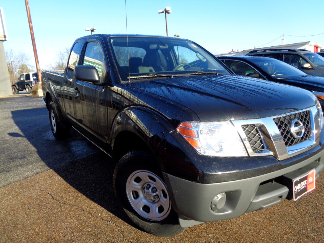2013 Nissan Frontier 2WD King Cab I4 Manual S