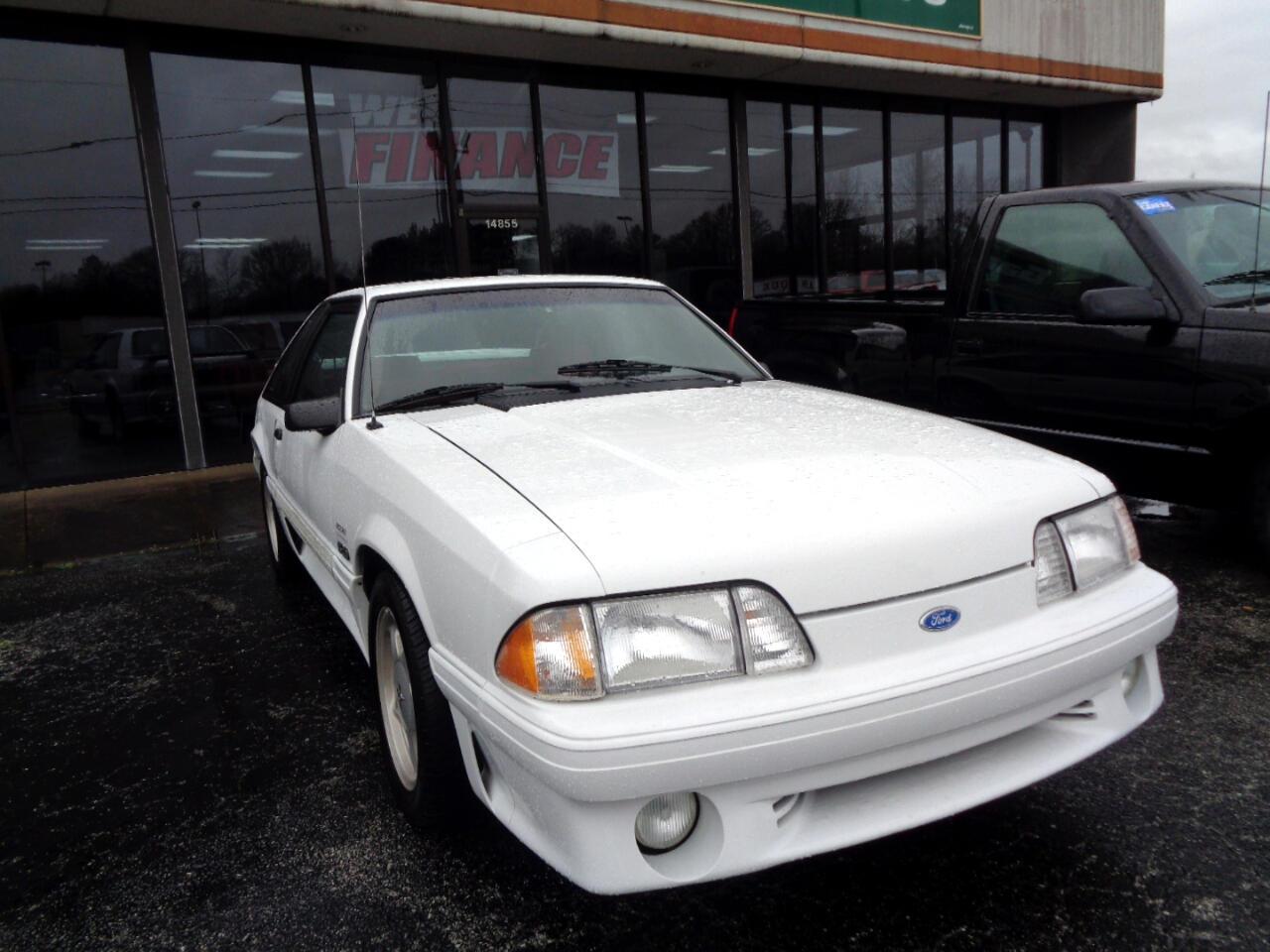 1991 Ford Mustang 2dr Hatchback GT