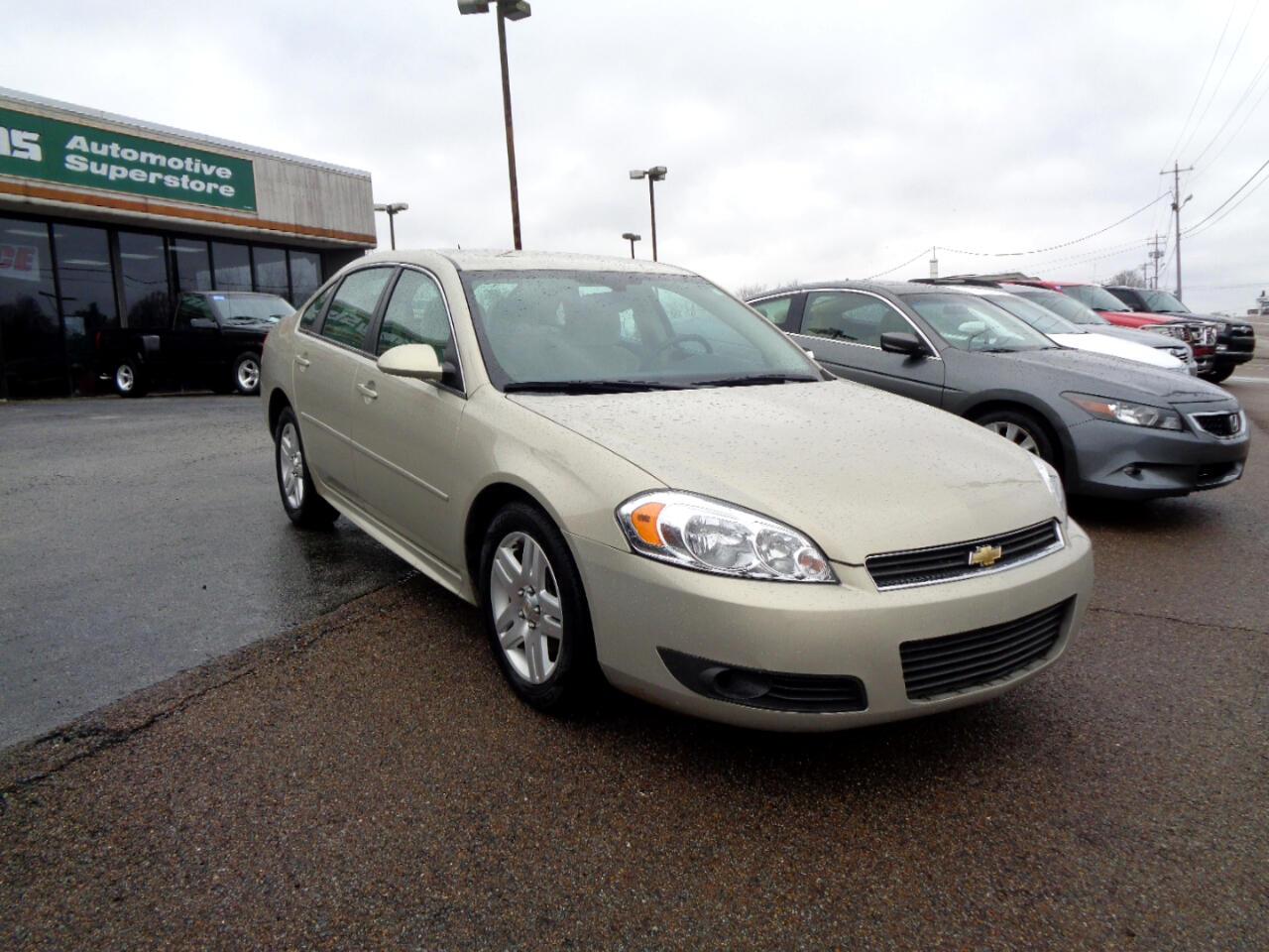 2011 Chevrolet Impala 4dr Sdn LT Retail