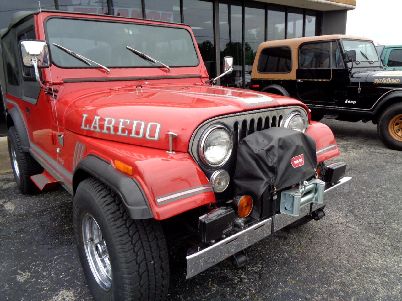 1983 Jeep CJ 4WD Wagon CJ7