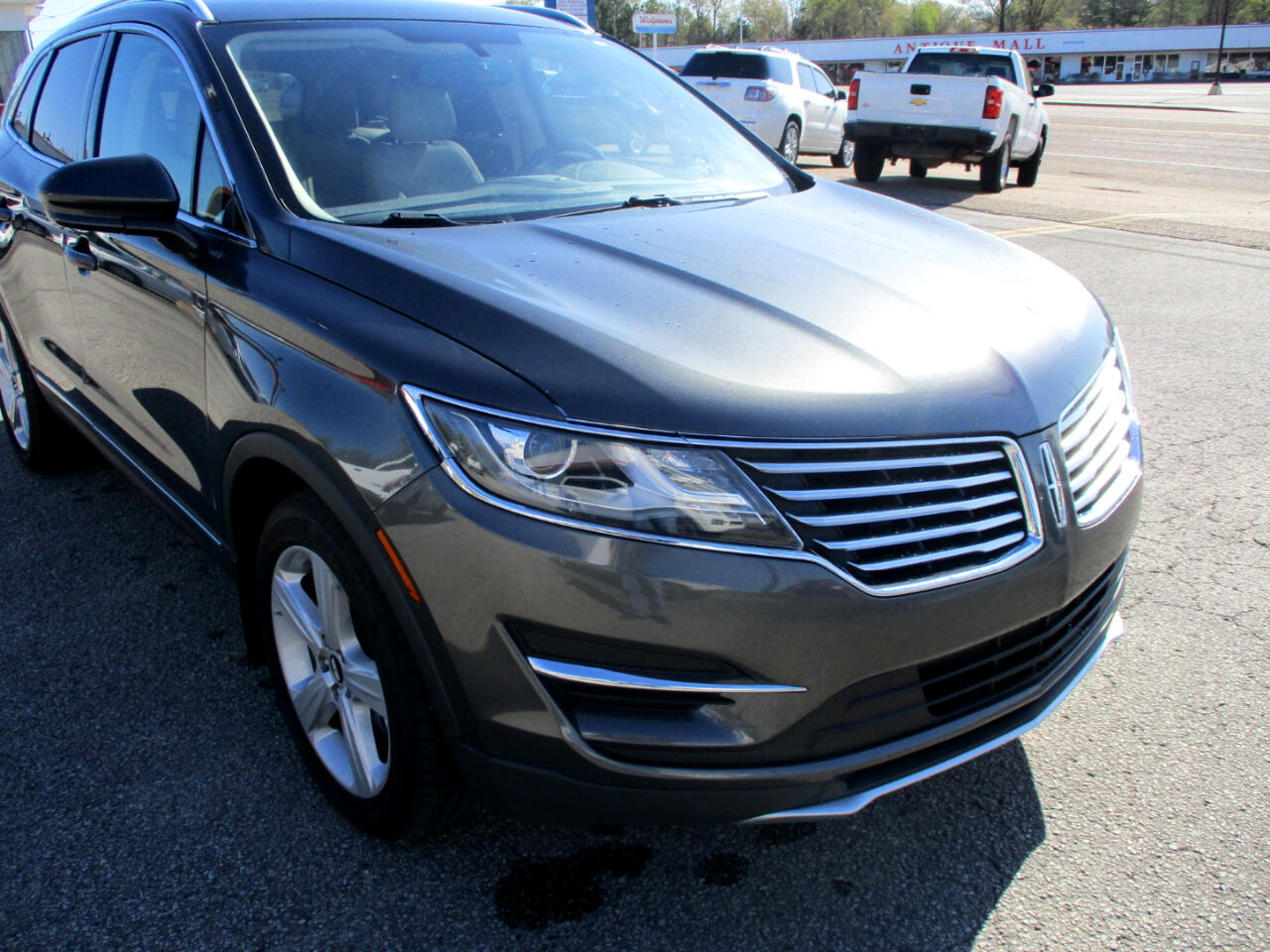 Lincoln MKX FWD 4dr 2014