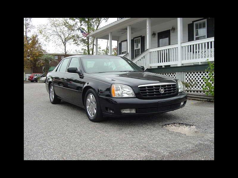 Cadillac DeVille DTS 2005