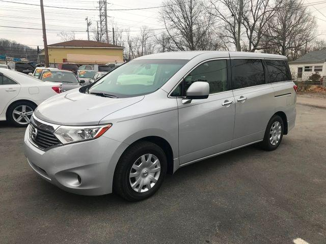 used 2012 nissan quest 3 5 s for sale in knoxville tn 37917 metro motors llc. Black Bedroom Furniture Sets. Home Design Ideas