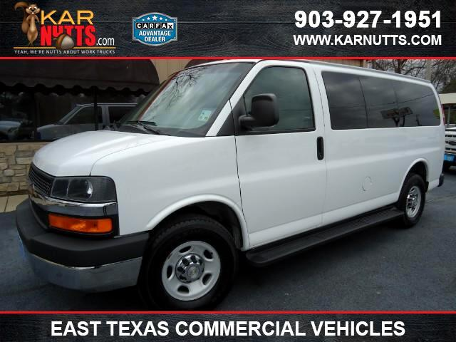 2012 Chevrolet Express LT