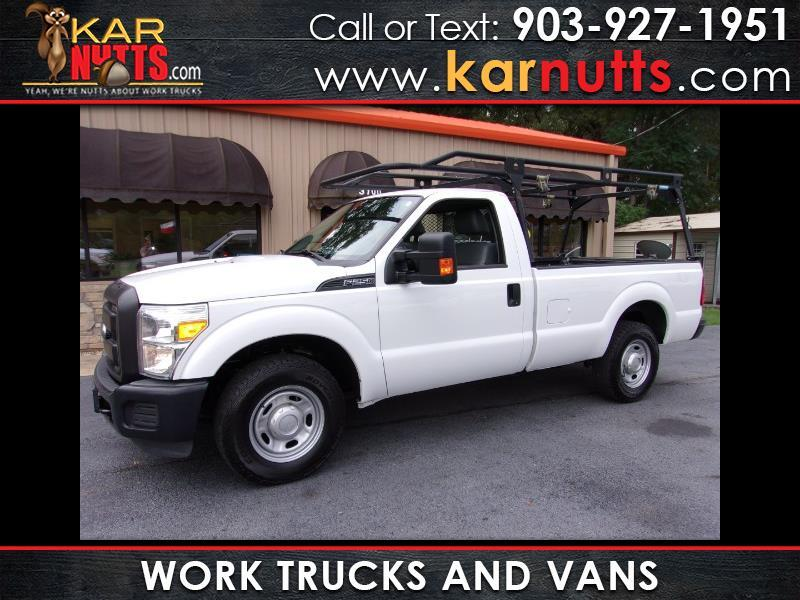 2014 Ford F-250 SD XLT LONG BED WORK TRUCK