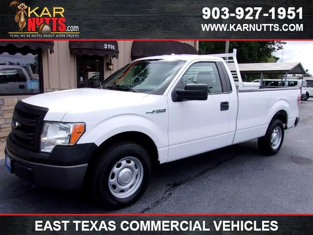 2014 Ford F-150 XL 8-ft. Bed 2WD