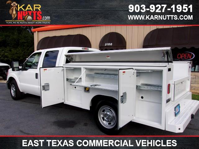 2013 Ford F-250 SD XL Crew Cab Long Bed 2WD