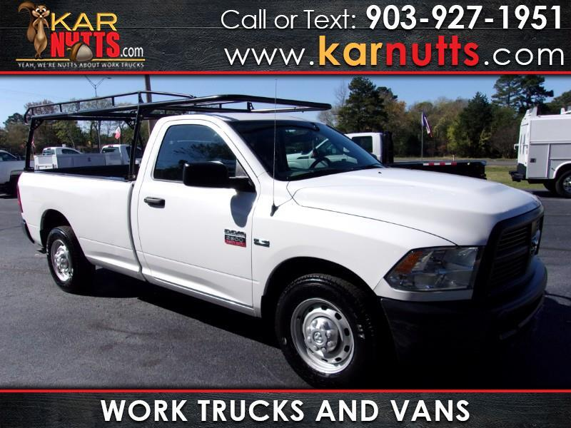 2012 RAM 2500 LONG BED WORK TRUCK