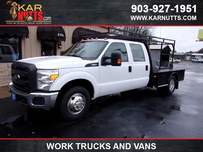 2016 Ford F-350 SD XLT DRW 2WD