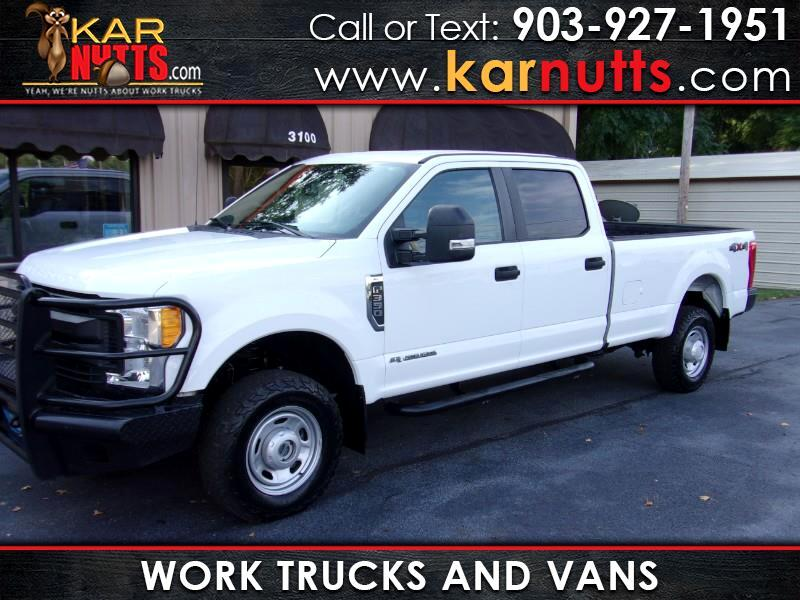 Ford F-350 SD XL SuperCab Long Bed 4WD 2017