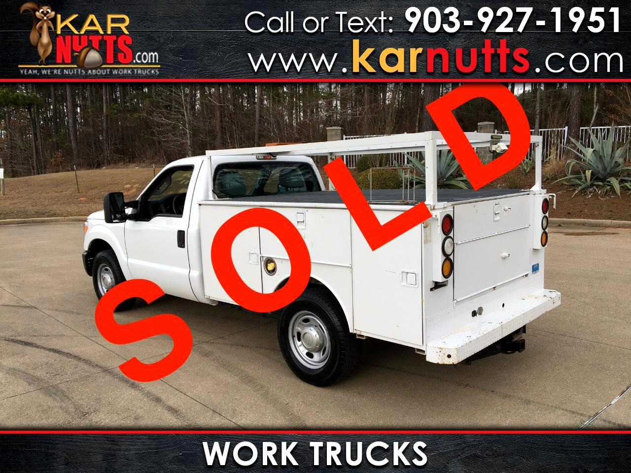 Ford F-250 SD XLT 2WD 2015