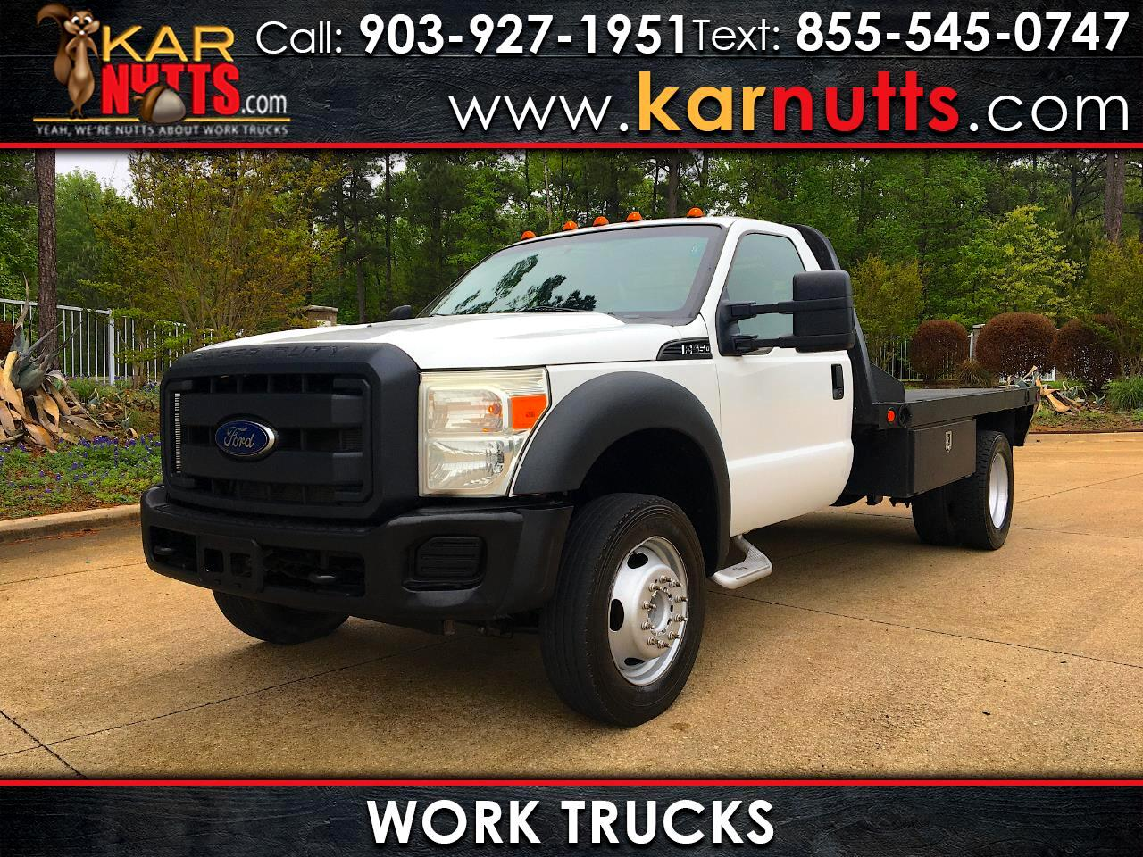 Ford F-550 Regular Cab DRW 2WD 2012