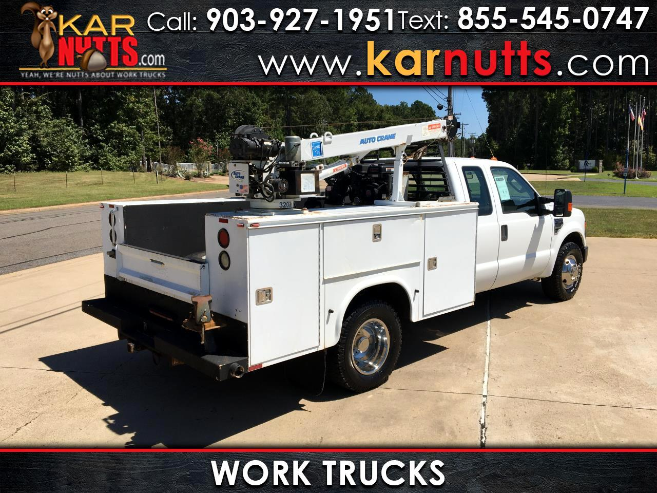 Ford F-350 SD XL SuperCab Long Bed DRW 2WD 2009