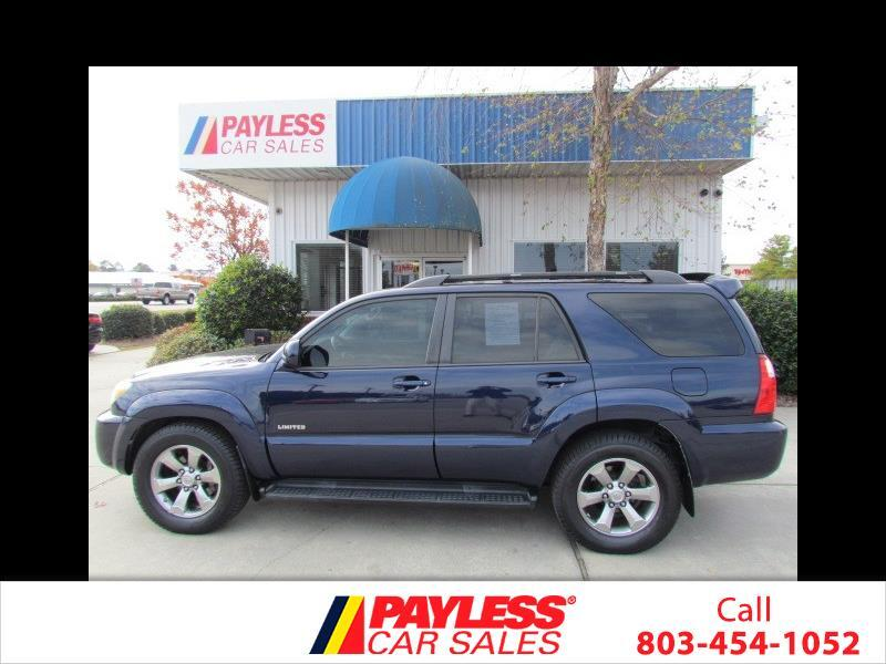 2008 Toyota 4Runner Limited 2WD V8
