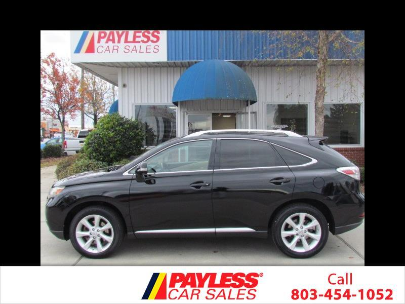 Used 2010 Lexus RX 350 FWD for Sale in Columbia SC 29229 ...
