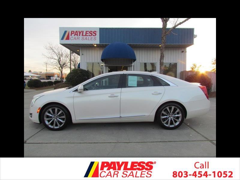 2015 Cadillac XTS Standard FWD