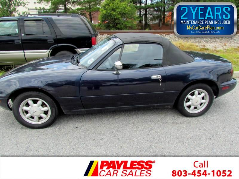 1991 Mazda MX-5 Miata Base