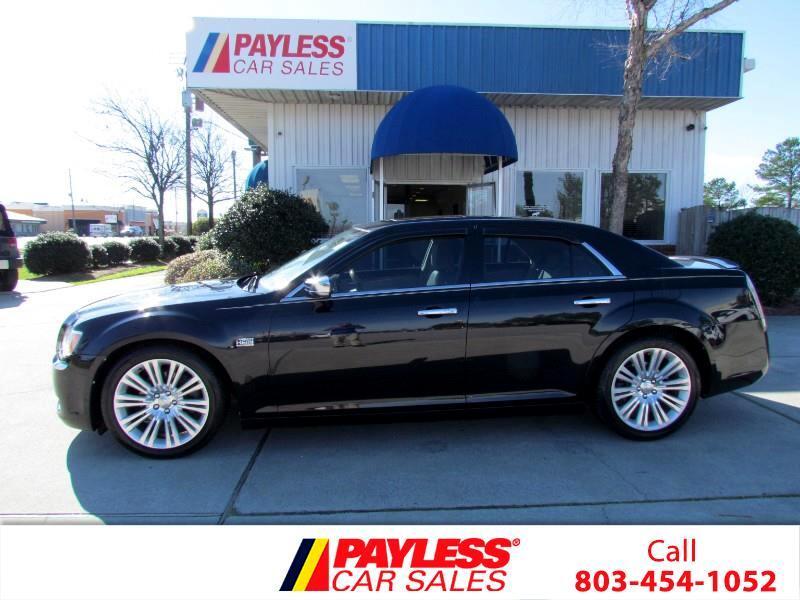 Chrysler 300 C RWD 2013