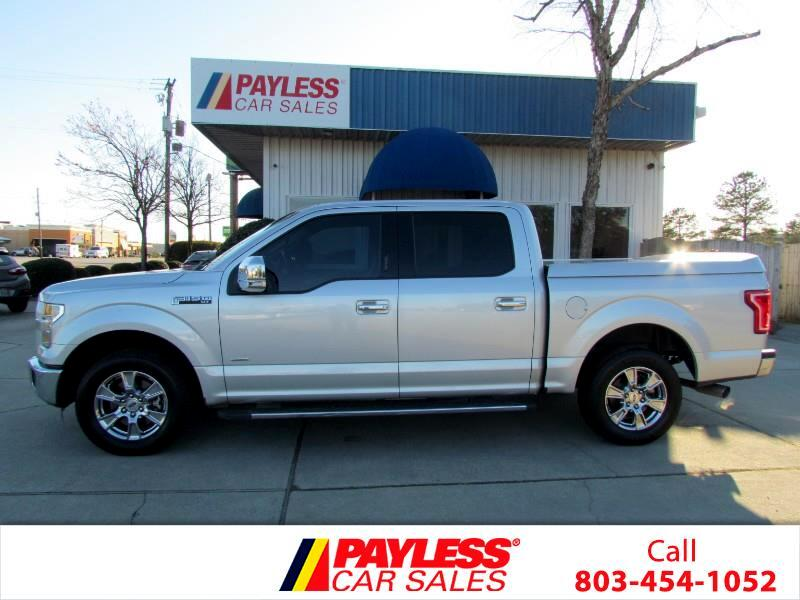 Ford F-150 XLT SuperCrew 5.5-ft. Bed 2WD 2016