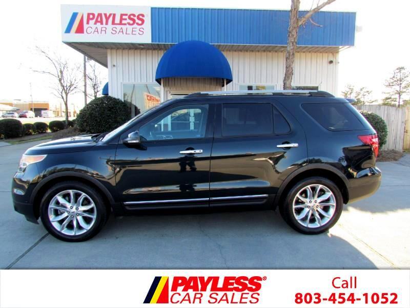 Ford Explorer Limited FWD 2014