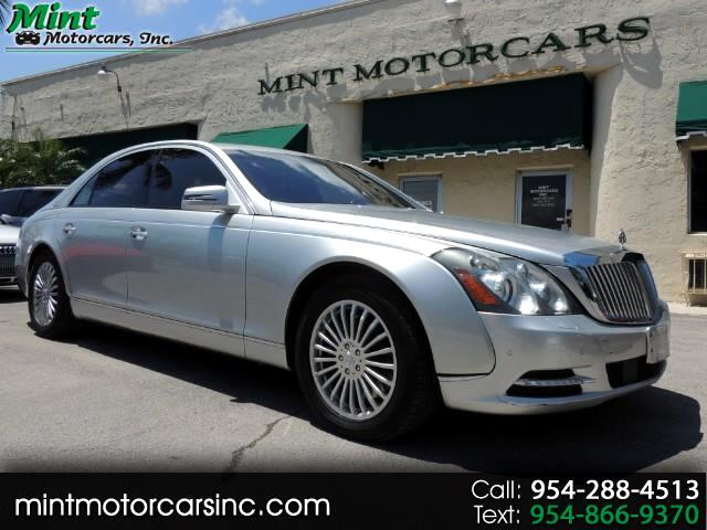 2011 Maybach 57 4dr Sdn SWB