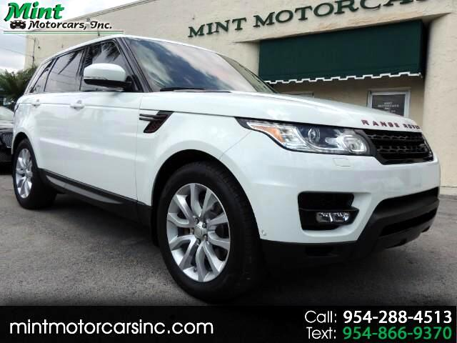 2015 Land Rover Range Rover Sport SPORT SUPERCHARGED