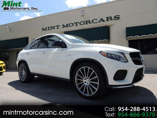 2017 Mercedes-Benz GLE Class GLE 43 AMG 4MATIC