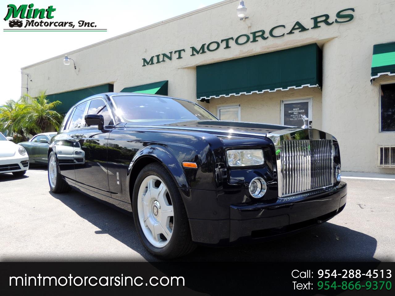 Rolls-Royce Phantom Sedan 2007