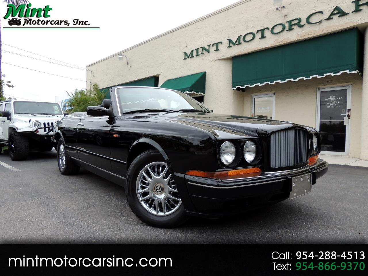 Bentley Azure 2dr Convertible 1997
