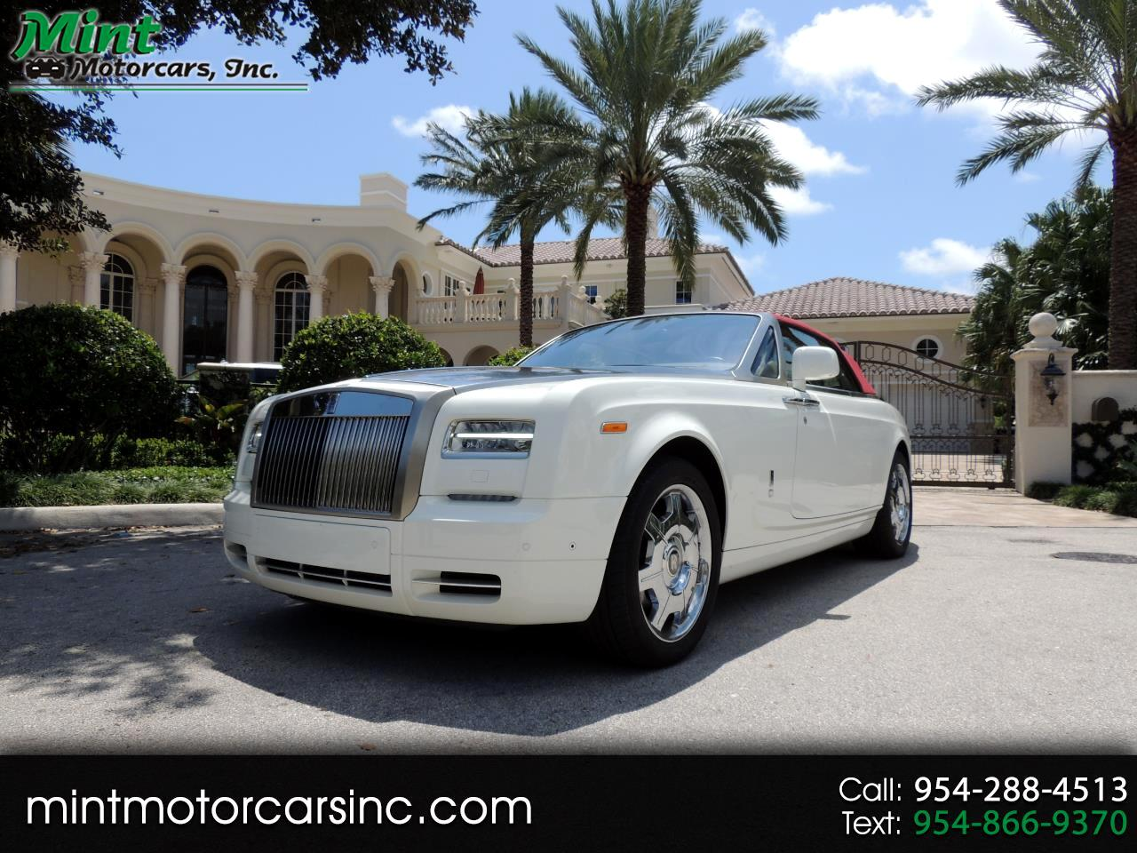 Rolls-Royce Phantom Drophead  2013