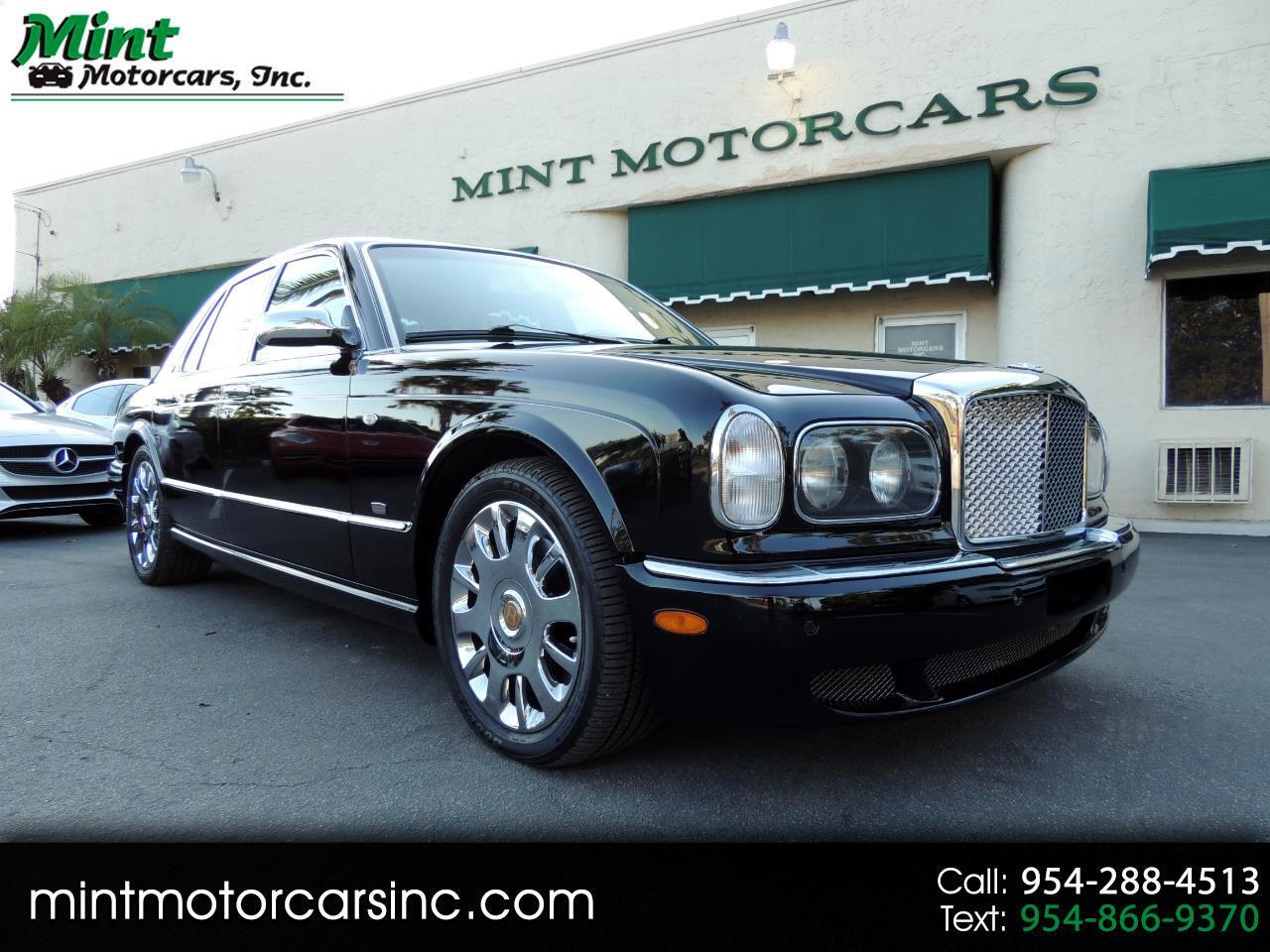 Bentley Arnage R 2004