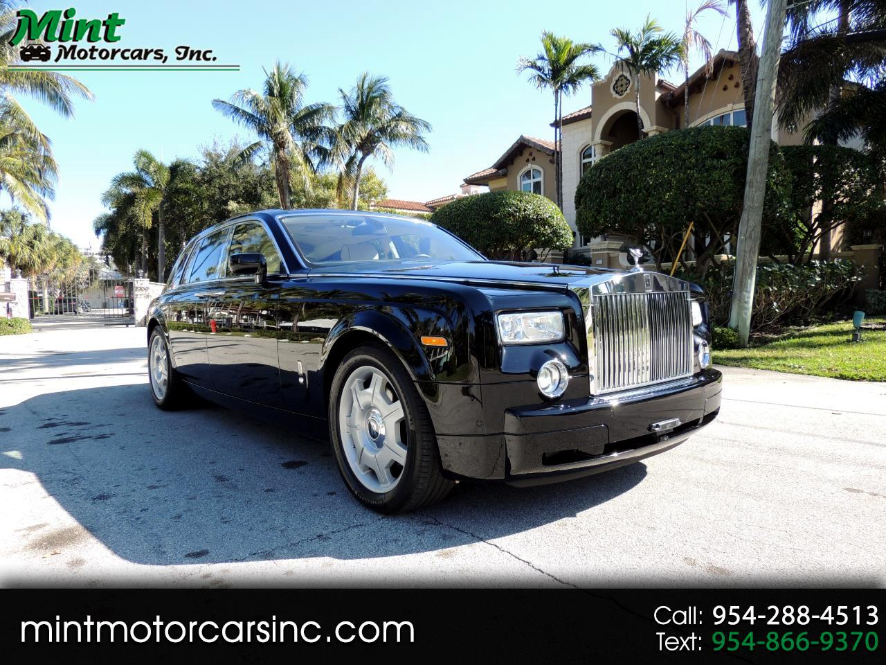 Rolls-Royce Phantom Sedan 2009
