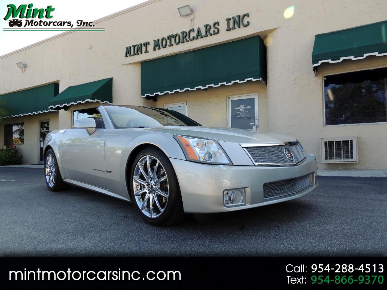 Cadillac XLR V 2008
