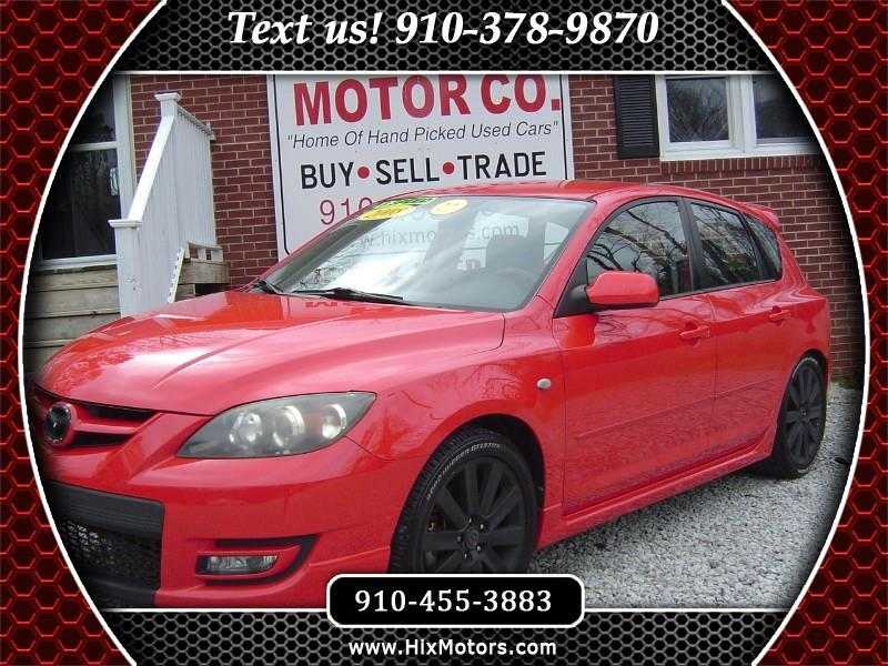 Mazda MAZDASPEED3 Grand Touring 5-Door 2008
