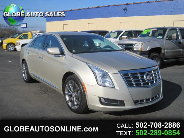 2013 Cadillac XTS 4dr Sdn Livery Package FWD