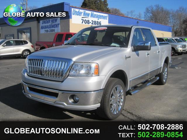 2008 Lincoln Mark LT 4WD Supercrew 139""