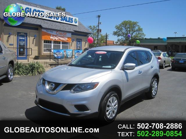 2015 Nissan Rogue AWD S