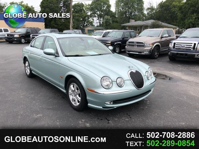 2004 Jaguar S-Type 3.0