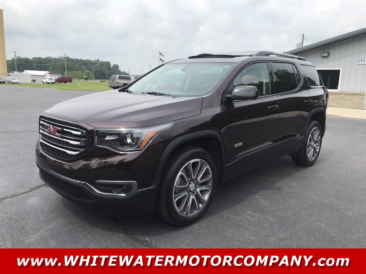 GMC Acadia All Terrain 2 AWD 2017