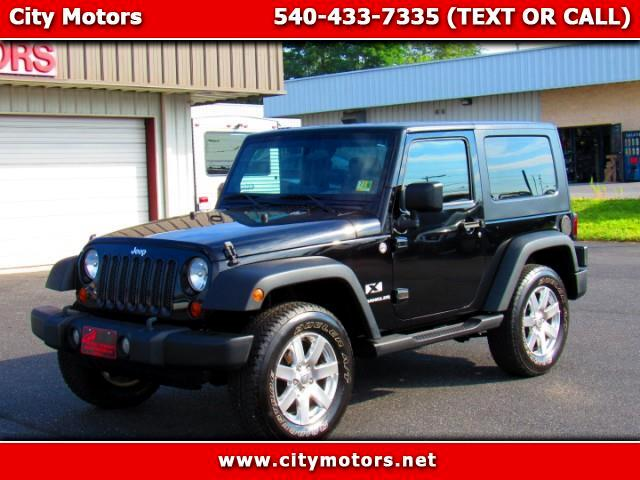 2008 Jeep Wrangler X