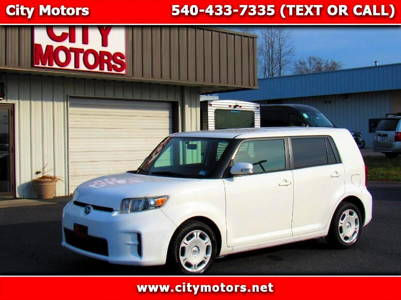 2012 Scion xB 5dr Wgn Auto (Natl)
