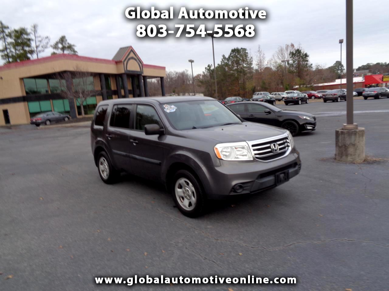 2014 Honda Pilot LX 2WD 5-Spd AT