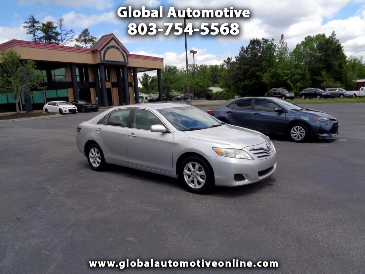 2011 Toyota Camry 4dr Sdn LE Auto