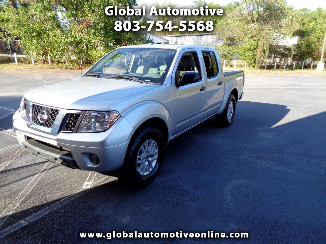 2016 Nissan Frontier SV CREW CAB AUTOMATIC