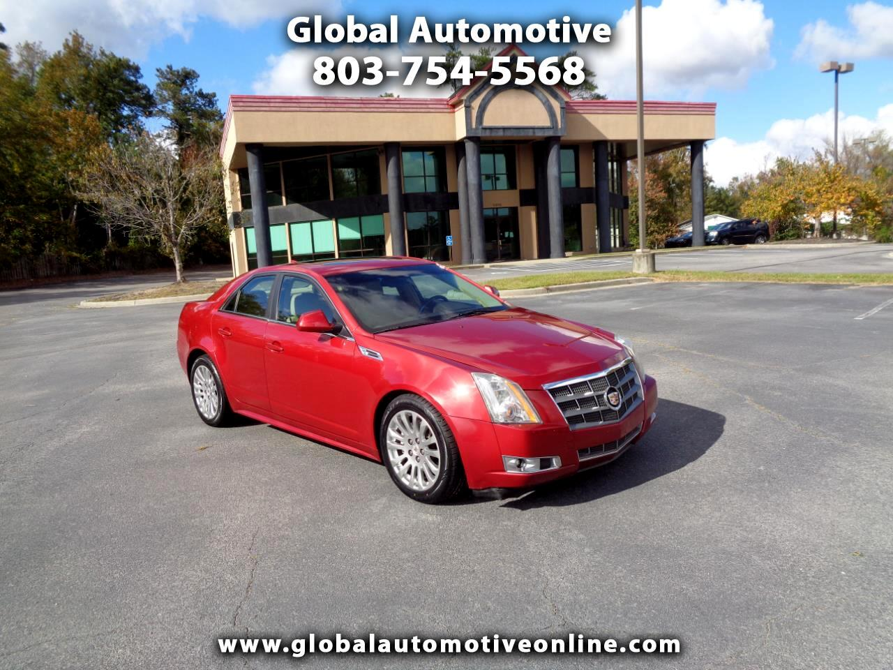 Cadillac CTS 3.0L Perfomance 2010