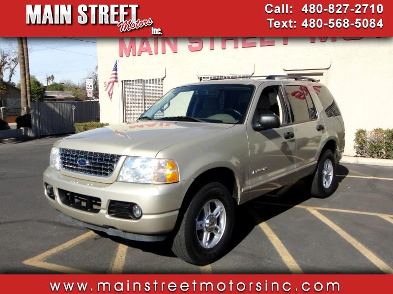 2004 Ford Explorer XLT 4.6L 2WD