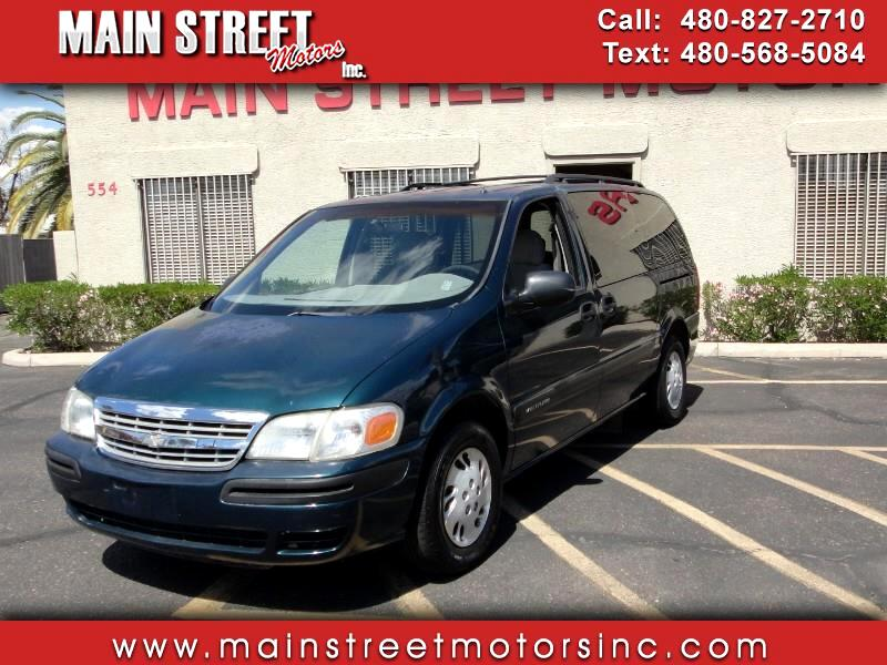 Chevrolet Venture Plus Extended 2001