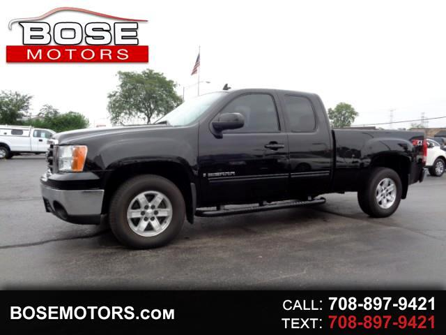 2008 GMC Sierra 1500 SLT Ext. Cab Std. Box 4WD